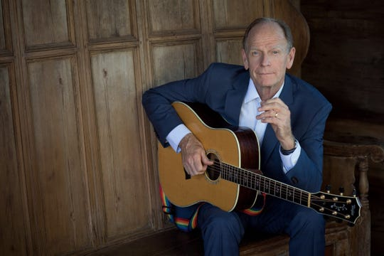Singer-songwriter Livingston Taylor performs Dec. 14 in Middlebury.