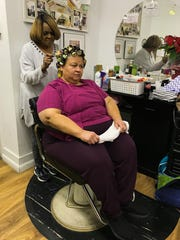 Bessie Cousins entered the beauty business in 1969. Since then, she's worked at numerous salons around town but is retiring after 50 years.