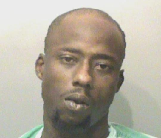 Wayne Jemerigbe shown in a Polk County mugshot.