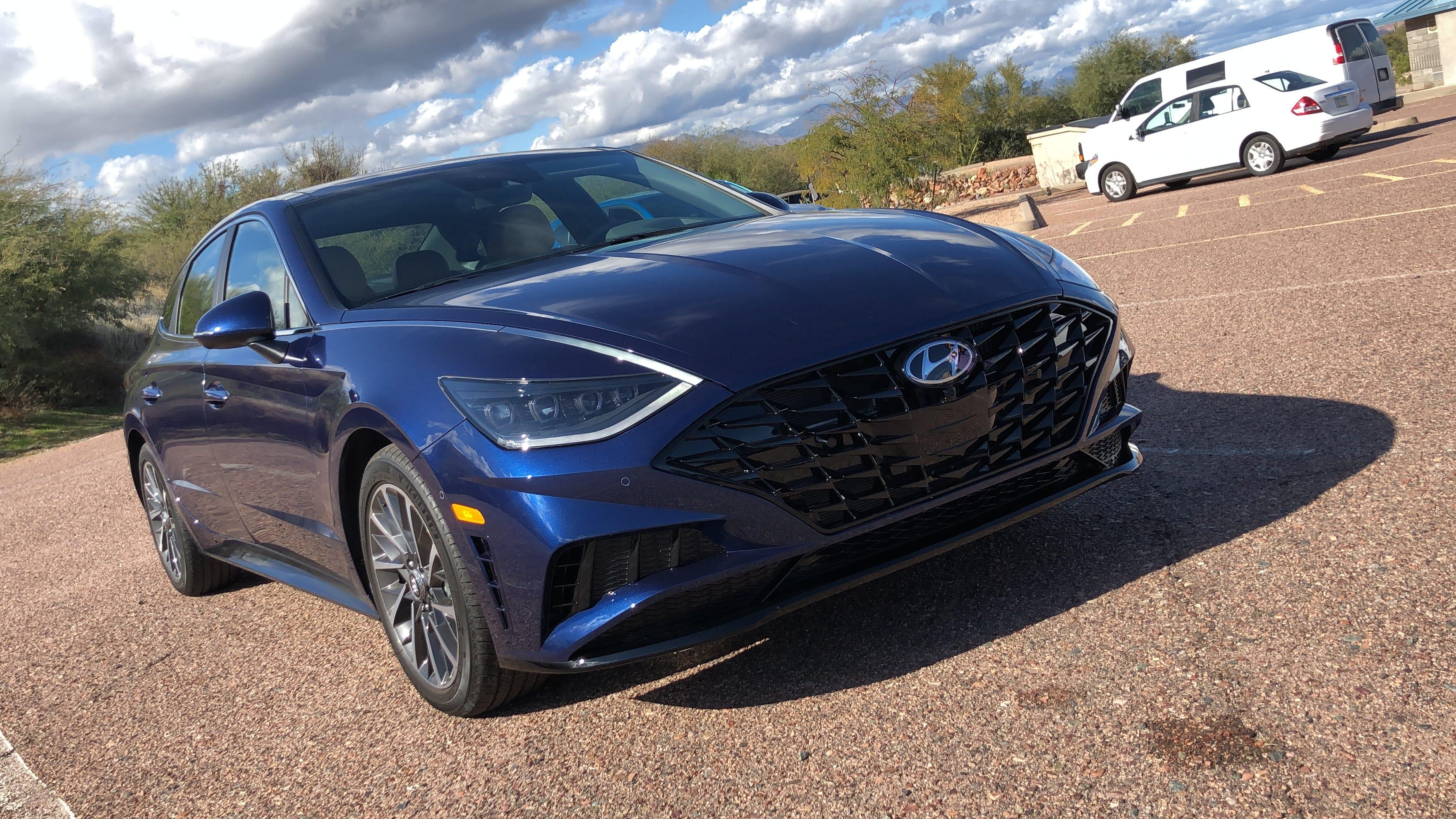 2020 Hyundai Sonata Takes The Lead In Sedan Race With