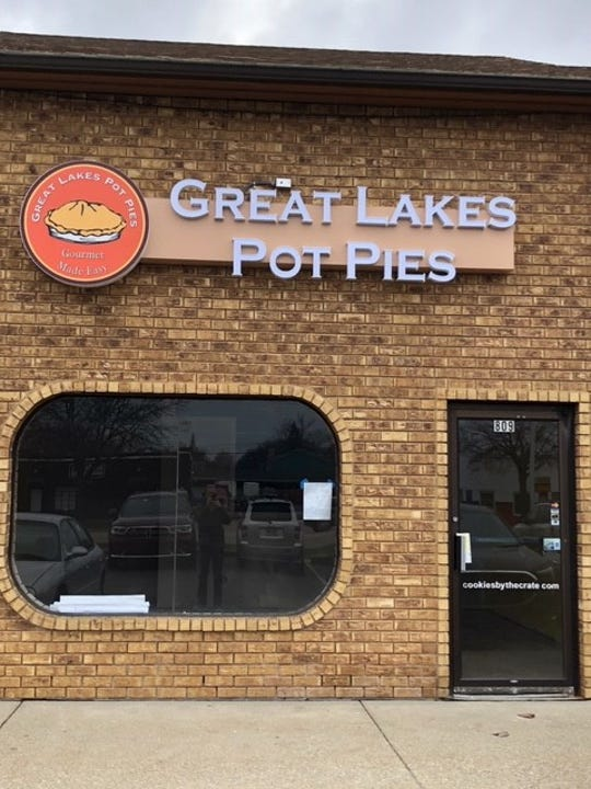 Great Lakes Pot Pies is opening on 14 Mile Road in Clawson.