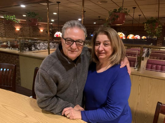 Tom and Paulina Tomich, of Northville, were the owners of the Alexander the Great restaurant in Westland.