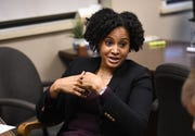 Detroit Chief Public Health Officer Denise Fair