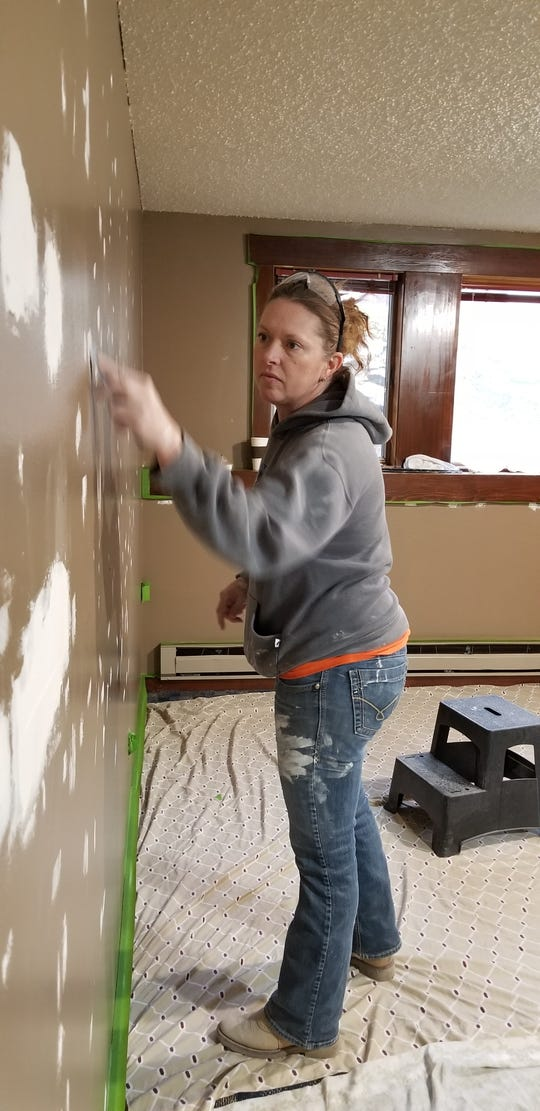 Alliance for Youth Director Kristy Pontet-Stroop is working to prepare the Youth Resource Center to open in January. The center will serve homeless youth.