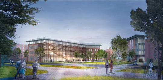 Purdue plans to build a $40 million Data Science Building, part of the university's efforts to expand the program. The building, approved by Purdue trustees on Friday, Dec. 6, 2019, is expected to open in 2022.