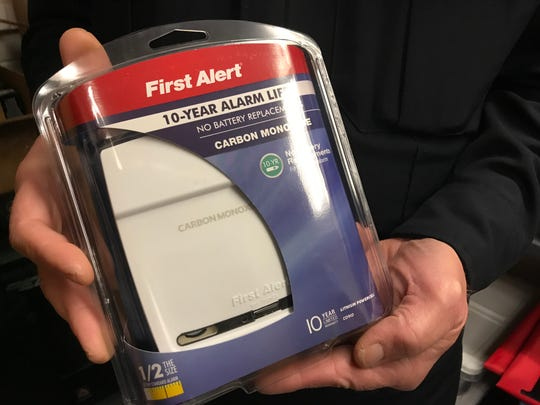 Fire departments in the region have grants to install free smoke detectors and free carbon monoxide detectors, so there's no reason a residence does not have these life-saving devices, Lafayette Fire Inspector Todd Trent said.