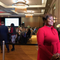 """Louisville Urban League President and CEO Sadiqa Reynolds spoke about the excitement around the planned completion in 2020 of a new West End sports and learning complex while at the Omni Louisville Hotel Friday, Dec. 6, 2020, forthe Louisville Urban League's annual """"IMPACT Annual Report  Luncheon."""""""
