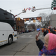 Lucas Cubs were given a send-off to stater finals in Canton with a parade from Lucas High School to I-71 and Ohio 39 Friday at 12:30 p.m. Supporters  lined Main Street and Ohio 39.