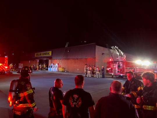 A fire broke out at a Dollar General on Dec. 5, 2019, causing an estimated $500,000 of damage and shutting down the store indefinitely. No injuries were reported.