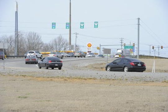 Widening Mt. Juliet Road over Interstate 40 in Mt. Juliet is scheduled to start in the spring.