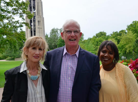 "Barbara Schultz, Gerry O' Connor and Kimberly White, authors of ""Adulting Made Easy(er)"""