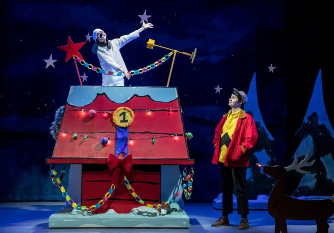 """A Charlie Brown Christmas Live on Stage."""