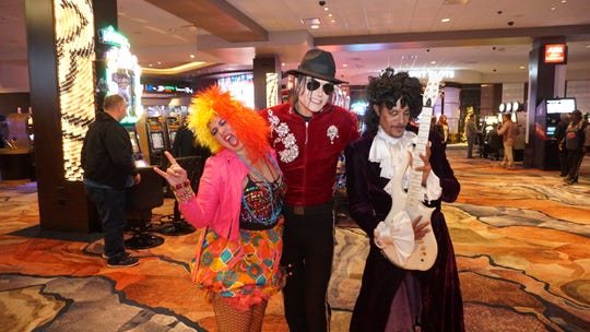 Guests can mingle with celebrity lookalikes at Agua Caliente Resort Casino Spa's New Year's Eve celebration in Rancho Mirage