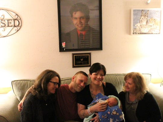Jacob's Hope received their first infant on November 27.
