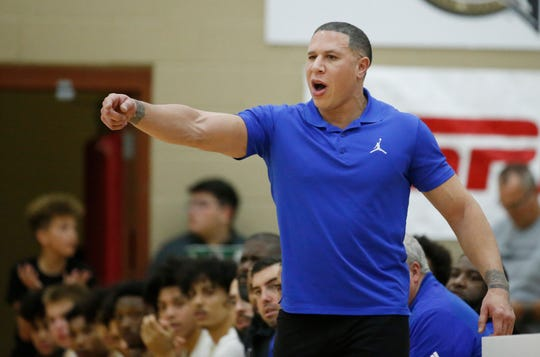 Mike Bibby is out as head coach at Hillcrest Prep after parting ways with the school.