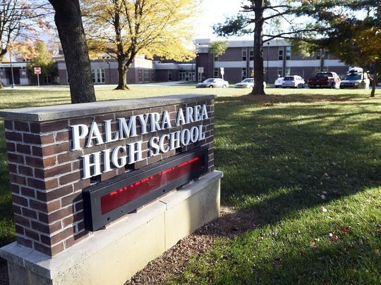 Palmyra High School, Palmyra, PA.