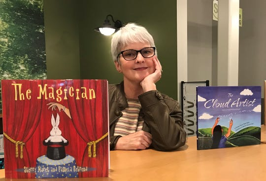 "Sherri Maret has always dreamed of becoming an author. After spending years working in education, she finally made to leap to writing full-time. Maret's newest children's book ""The Magician"" just launched last Tuesday."