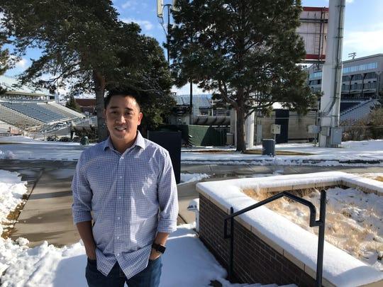 Lawrence Tam, a three-time national boxing champion at Nevada,  won a major award from Amazon co-founder Jeff Bezos.