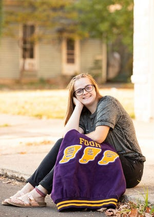 Baylee Foor, a Hagerstown two-sport athlete, continues to recover and show improvements from a stroke she suffered on Nov. 30, 2019.