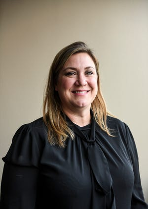 Crystal Johnson serves as the interim Minnehaha County State's Attorney after the resignation of Aaron McGowan on Friday, Dec. 6, 2019 at the Minnehaha County Commission. The commission will begin the process to determine a permanent state's attorney.