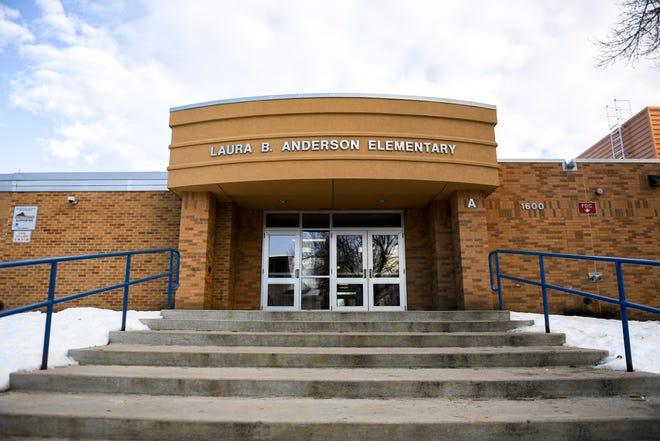 Laura B Anderson Elementary School is seen on Friday, Dec. 6, 2019.