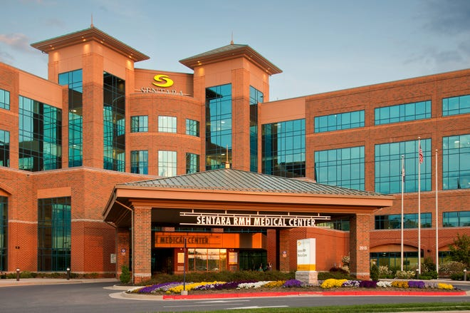 Sentara RMH Medical Center, Harrisonburg, Virginia.