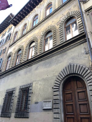 FSU is slated to move its Florence study center to the newly renovated building Palazzo Bagnesi Falconeri, a 37,000-square-foot palace in the heart of Florence that dates to the time of Michelangelo in June.