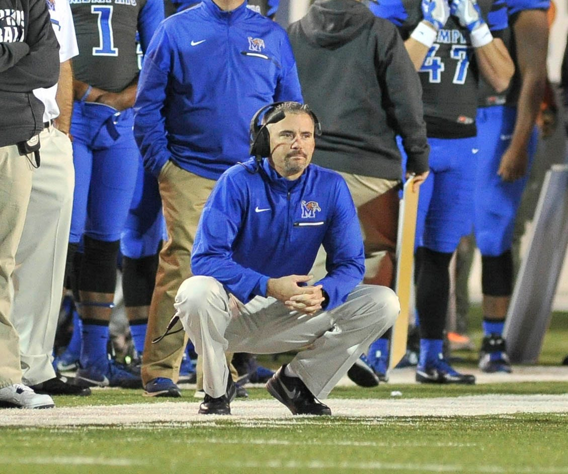 Memphis coach Mike Norvell expected to be hired by Florida State