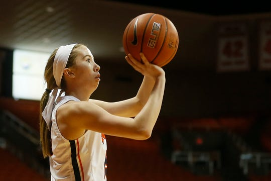 UTEP's Avery Crouse during the game against Weber State Thursday, Dec. 5, at the Don Haskins Center in El Paso.