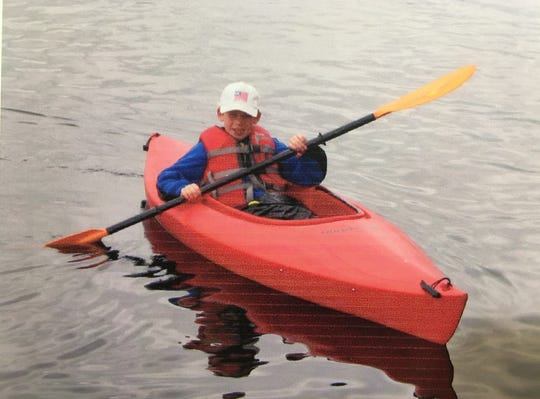 Eric Miller always was interested in the environment as he grew up in Rib Mountain, often paddling on the Rib River.