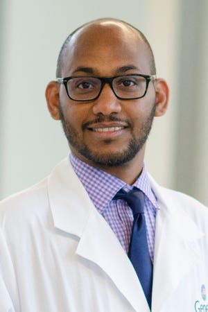 Mohamed Ahmed, MD