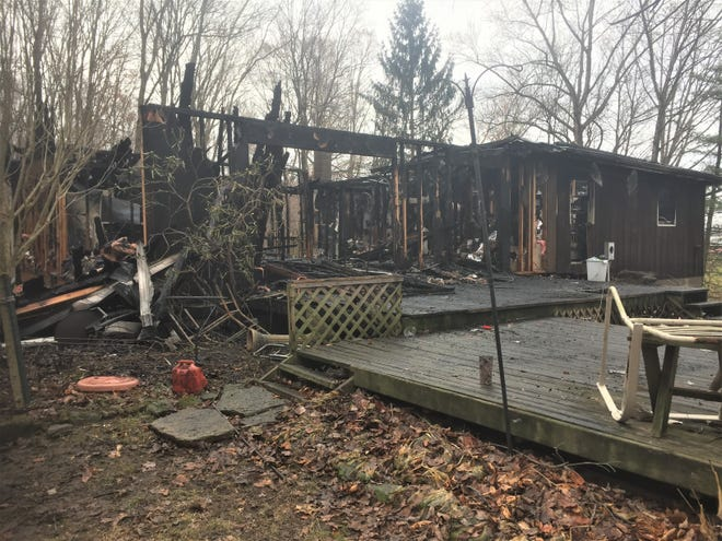 The State Fire Marshal's office has been called to investigate a Friday morning fire on O'Bannon Road near Frazeysburg.