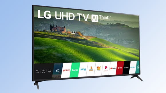 This 70-inch LG TV is on sale for an absurd price.