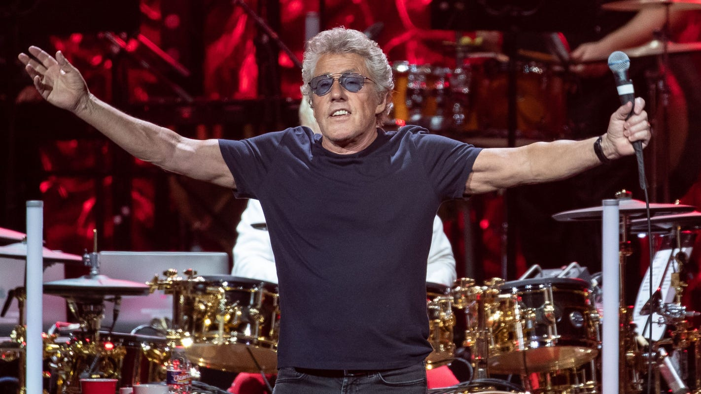 Roger Daltrey 'fine' after throat surgery, talks The Who's new album, healing concert