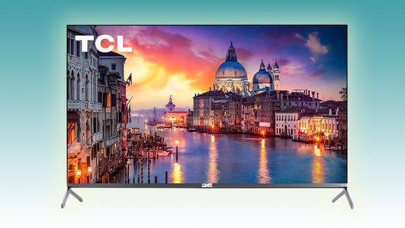 Want a TCL Roku TV with more bells and whistles? The 6-Series features quantum dots!