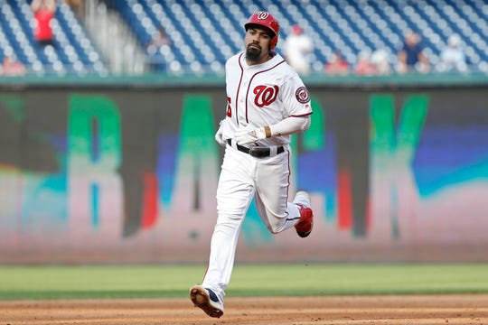 Anthony Rendon is one of the most sought out  free agents this winter.