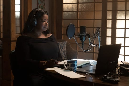 "Octavia Spencer in ""Truth Be Told."""