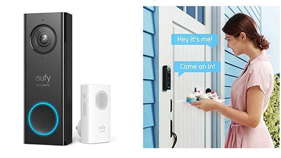 Our new favorite affordable smart doorbell is at a great price right now.
