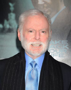 TV and film producer Leonard Goldberg, seen at a 2011 film premiere, died Wednesday in Los Angeles. He was 85.