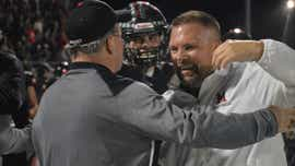 Fourth time's the charm: Many returns to the Dome after semifinal win over Kentwood