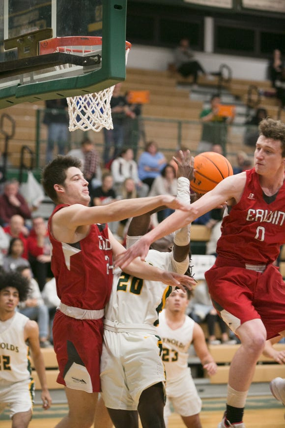 A.C. Reynolds defeated Erwin 90-66 on Dec. 6 at Reynolds.