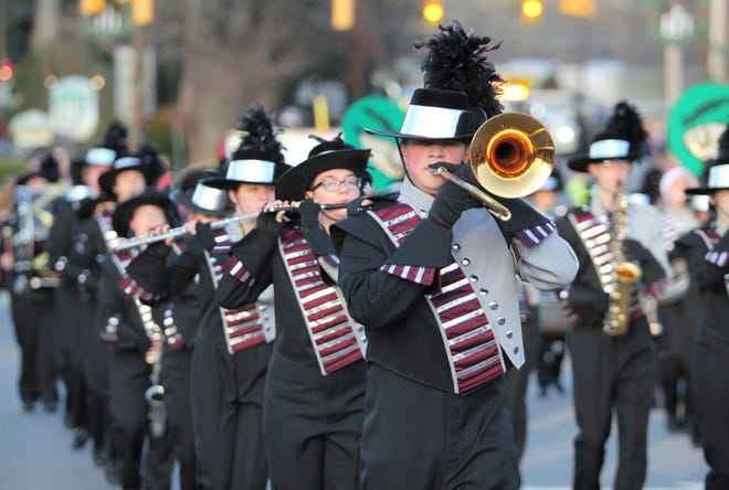 The Black Mountain Christmas Parade will not be held this year because of the coronavirus pandemic.