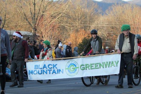 Black Mountain Christmas Parade