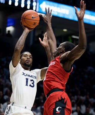 What we learned: UC Bearcats struggle in loss to Xavier in the Crosstown Shootout