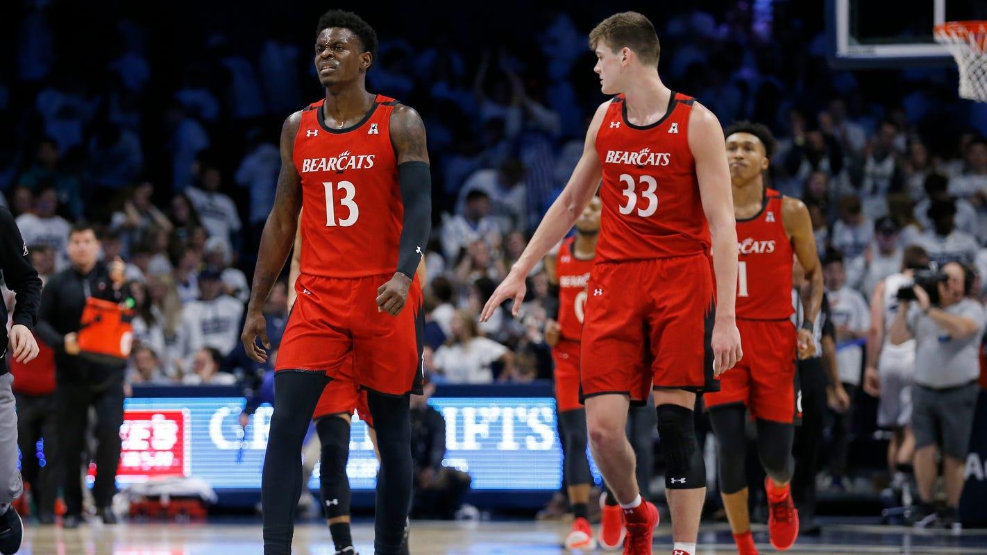 How to watch, listen and stream the Cincinnati Bearcats basketball game vs. Colgate