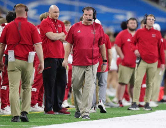 Chuck Martin is the head coach at UL-bowl opponent Miami (Ohio), which has produced a long list of big-name college and NFL head coaches.