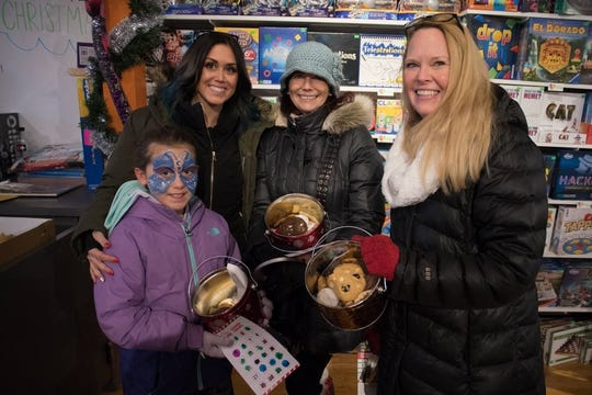 The cookie crawl at the Royal Oak Jingle takes place 1-6 p.m. Saturday.