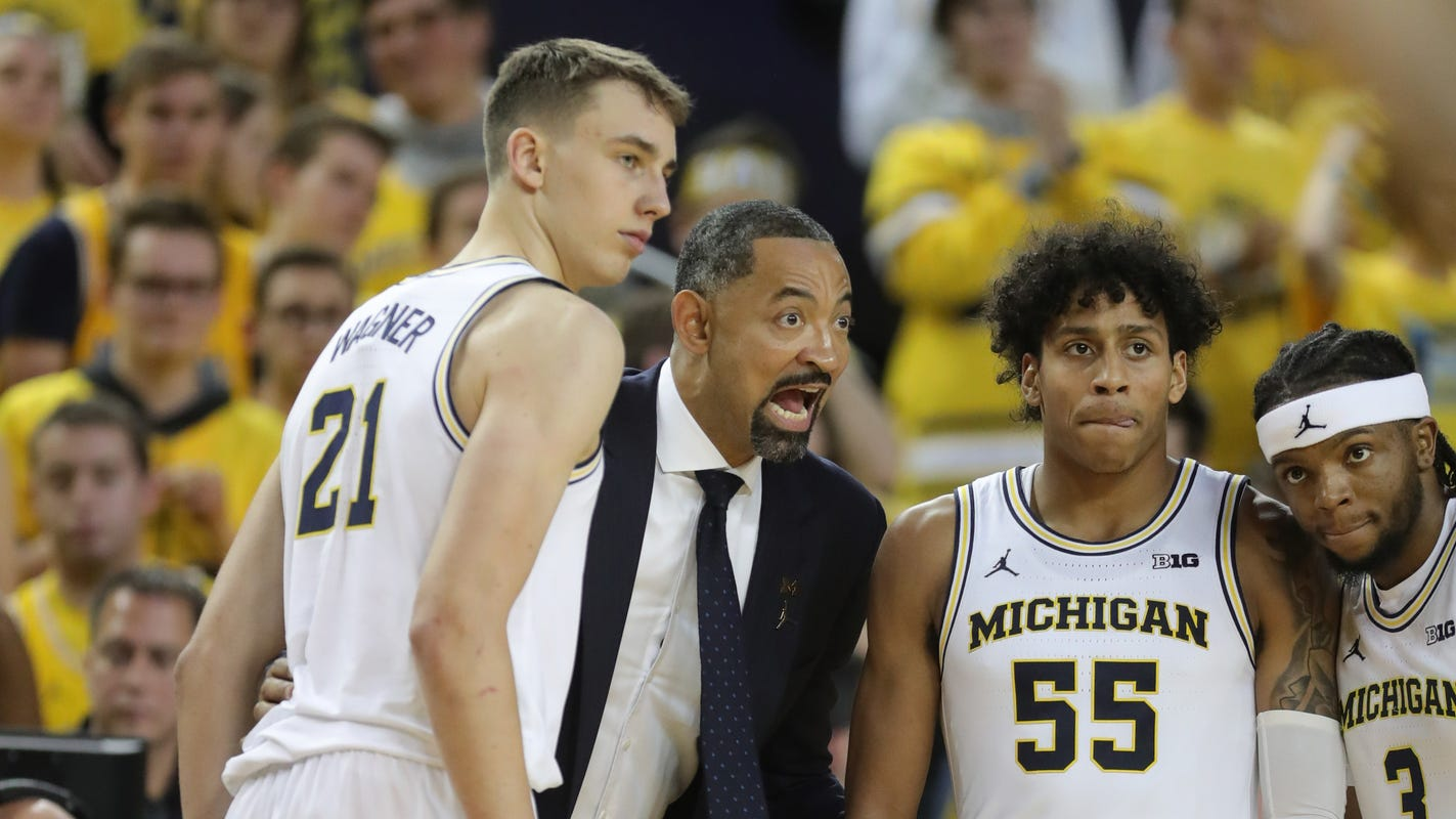 Game thread: Michigan beaten by Iowa, 90-83