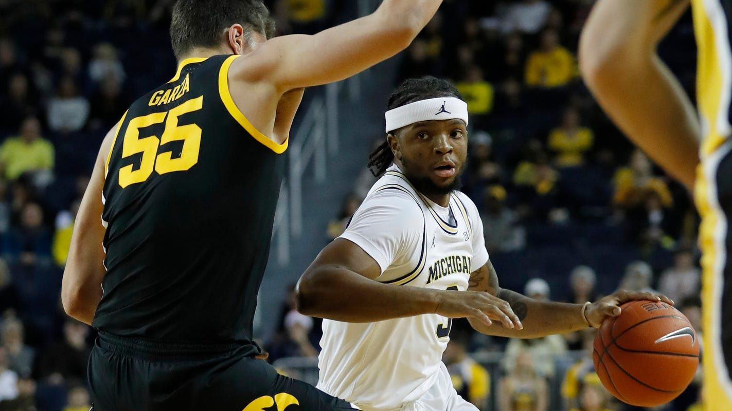 The Secret To Zavier Simpson S Best Michigan Basketball