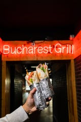 Bucharest Grill announces plans to open  Royal Oak location in the spring.